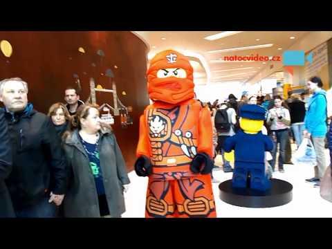 Maskot Lego