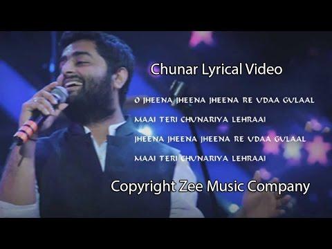 Video CHUNAR (ABCD 2) FULL SONG WITH LYRICS - ARIJIT SINGH - VARUN DHAWAN & SHRADDA KAPOOR download in MP3, 3GP, MP4, WEBM, AVI, FLV January 2017