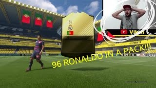 Video THE BEST FIFA 17 PACKS EVER ON YOUTUBE!! FT RONALDO 96 AND MORE CRAZY PLAYERS!!! OMFG!!! MP3, 3GP, MP4, WEBM, AVI, FLV Juni 2017