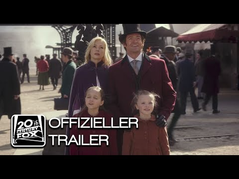 Greatest Showman| Offizieller Trailer