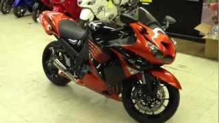 4. 2009 Kawasaki Ninja ZX 14 Special Edition Low Miles with Brock Davis Nashville Tn for sale