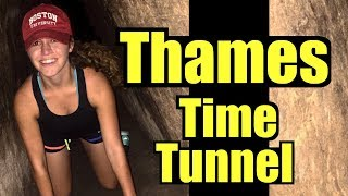 Thames Time Tunnel  (the Woolwich Foot Tunnel Anomaly)