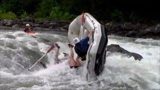 Video Whitewater Rafting Carnage on Ocoee River w/ Class IV Recirculating Swims MP3, 3GP, MP4, WEBM, AVI, FLV November 2018