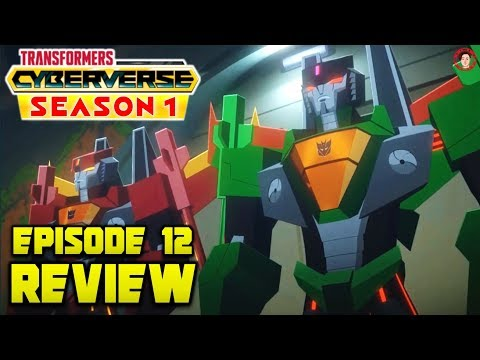 "Transformers: Cyberverse ""Teletraan-X"" (Season 1: Episode 12) REVIEW"