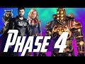 How Thor Amp Captain Marvel Set Up Mcu Phase 4 Amp The Villain Of Guardians Of The Galaxy 3