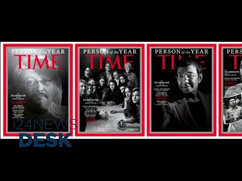 Time Magazine Picks Journalists for Cover
