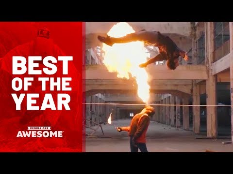 PEOPLE ARE AWESOME 2016 | BEST VIDEOS OF THE YEAR!