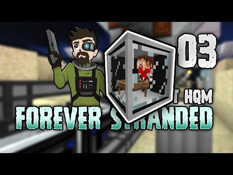 Minecraft: FOREVER STRANDED   3   I OWN U! 🔫 Crazy Fool! [Minecraft Modpack 1.10.2]