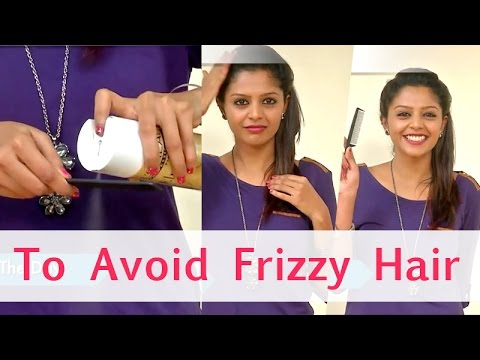 To-Avoid-Frizzy-Hair-Hack-of-The-Day-Puthuyugam-TV