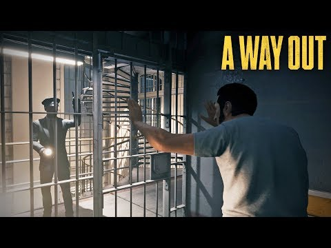 A Way Out - Co-op 2 - Escaping Our Cells