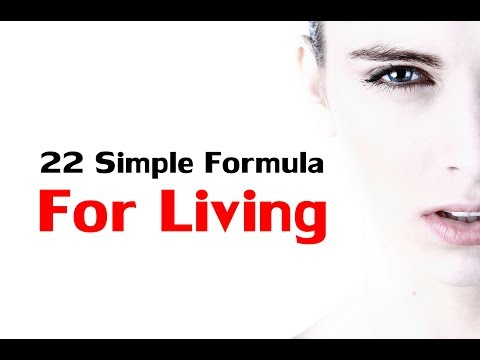 Quotes about friendship - 22 Simple Formula For Living