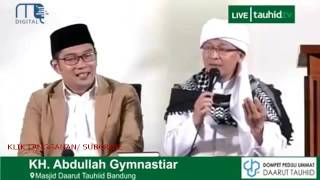 Video Duet ulama dan umaro Ridwan Kamil dan Aa Gym MP3, 3GP, MP4, WEBM, AVI, FLV Mei 2018