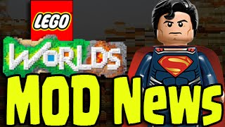 """LEGO WORLDS MODS"" - Modded LEGO Worlds Update News"