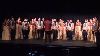 UST Singers | Alleluia
