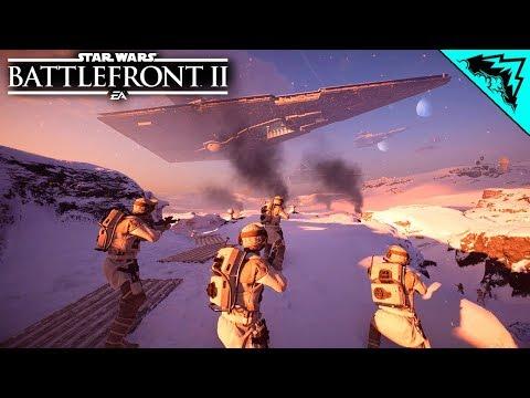 Battlefront 2: MULTIPLAYER GAMEPLAY Galactic Assault (Star Wars Battlefront II Full Official Game)