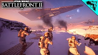 Battlefront 2: MULTIPLAYER GAMEPLAY Galactic Assault (Star Wars Battlefront II Full Official Game)