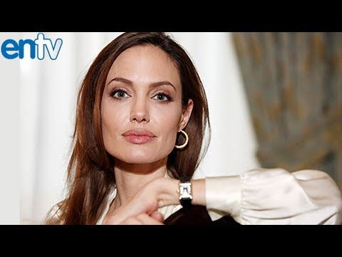 Angelina - Angelina Jolie talks about her voluntary breast removal surgery to prevent breast cancer. The mastectomy was kept secret by her and husband Brad Pitt. Subscr...