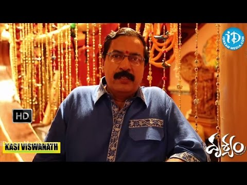 Actor Kasi Talks About Drishyam Movie Venkatesh