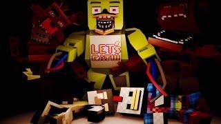 Minecraft   Escape From Five Nights at Freddy's - Freddy's Secret Maze! (Freddy)