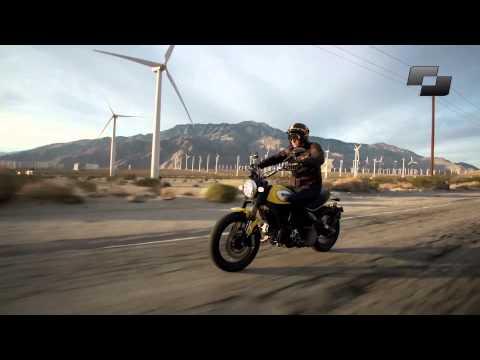 Vídeos Ducati Scrambler