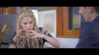 #RealShakira: Shakira se sienta en el sofá de las estrellas con Xavi Martínez