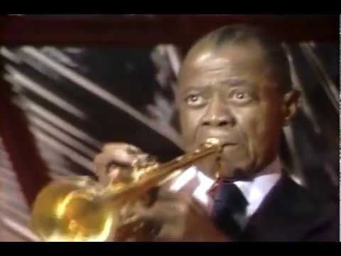 Louis Armstrong & Jo Jones – 1971