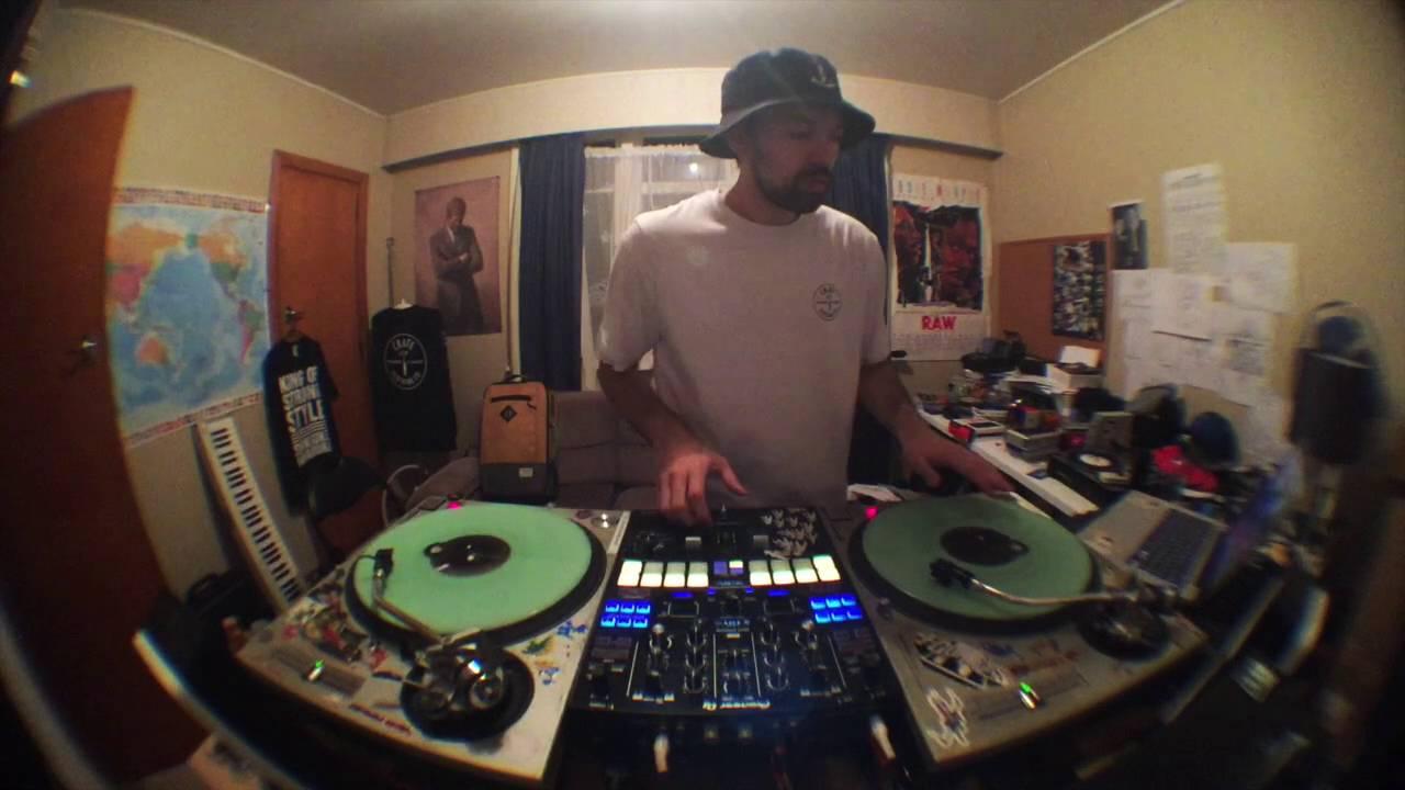 DJ Spell - Live @ DMC Online DJ Championship 2016 Final