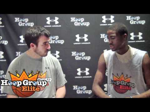 Cardozo Forward Jermaine Lawrence Talks Recruiting, New York Basketball at Hoop Group Elite Camp