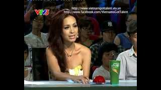 Vietnam's got talent 2012 - Vietnam's got talent 2012 tp 3 - Vng loi sn khu ngy 16/12/2012