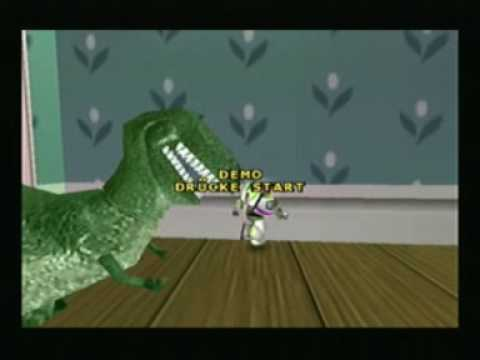 toy story 2 dreamcast review