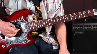 Heavy Blues Technique ala Jack White, Gary Clark Jr , Black Keys