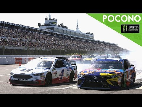 Video Monster Energy NASCAR Cup Series- Full Race -Overton's 400 download in MP3, 3GP, MP4, WEBM, AVI, FLV January 2017