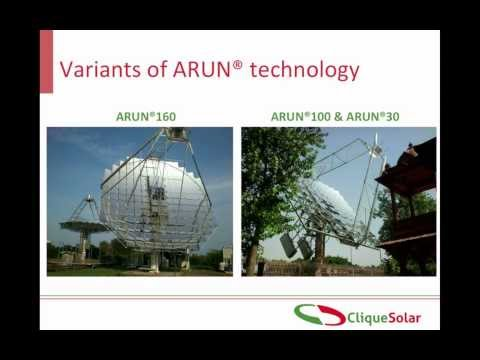 Video Presentation on ARUN Technology & its Applications