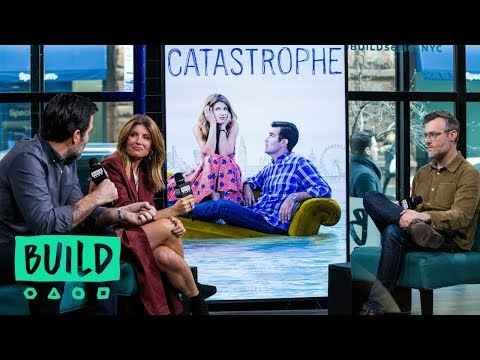 "Rob Delaney & Sharon Horgan On Season 4 Of ""Catastrophe,"" Their Amazon Prime Series"