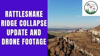 Video 1800 Ft mountain collapse update - rattlesnake ridge MP3, 3GP, MP4, WEBM, AVI, FLV Oktober 2018