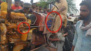Swaraj 855 vs 265 tractor tochan
