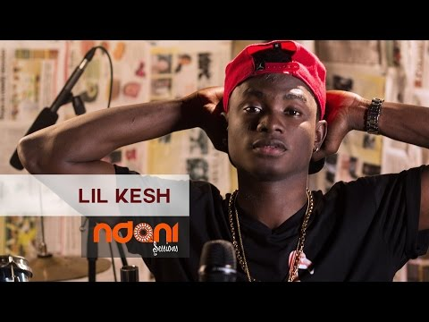 "YBNL's Lil Kesh Performs ""Lyrically' On Ndani Sessions"