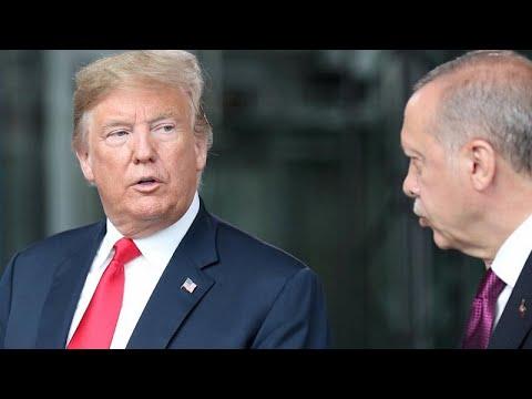 Ο Τραμπ προειδοποιεί την Τουρκία