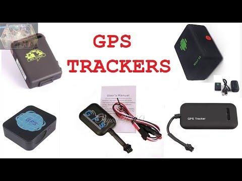 5 GPS Trackers