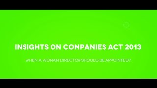 Nonton When A Company Should Appoint Woman Director  Film Subtitle Indonesia Streaming Movie Download