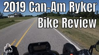 8. 2019 Can Am Ryker 900 - Bike Review