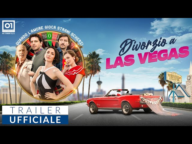 Anteprima Immagine Trailer Divorzio a Las Vegas, trailer del film con Giampaolo Morelli, Andrea Delogu, Ricky Memphis