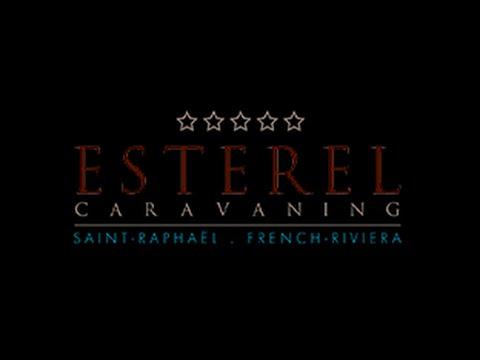 ESTEREL CARAVANING-Presentation 2016-SAINT RAPHAEL