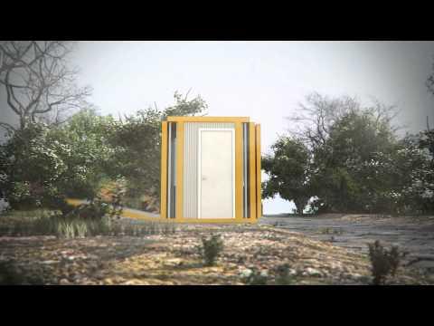 BAUHU Cubes – NANT animation