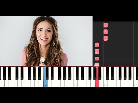 Lauren Daigle - You Say (Piano Tutorial) Mp3