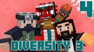 Team Canada Plays DIVERSITY 3 - EP04 (Custom Minecraft Map)