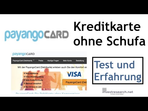 Payango Card: Prepaid Kreditkarte mit eigenem Motiv
