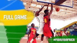 Watch the Quarter Final between Cote d'Ivoire v Angola at the 2016 FIBA Africa U18 Championship. ▻ Subscribe:...