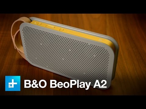 Bang & Olufsen BeoPlay A2 – Hands On