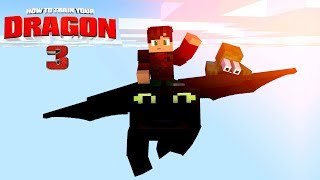 Video MonsterSchool : How to Train Your Dragon 3 - Minecraft Animation MP3, 3GP, MP4, WEBM, AVI, FLV Juni 2019